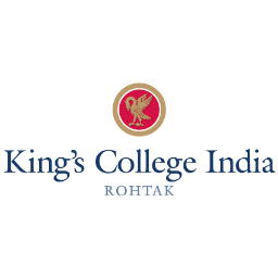 kings college india rohtak. logo