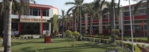 nishan public school main bulding