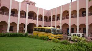 crm school churu-bulding